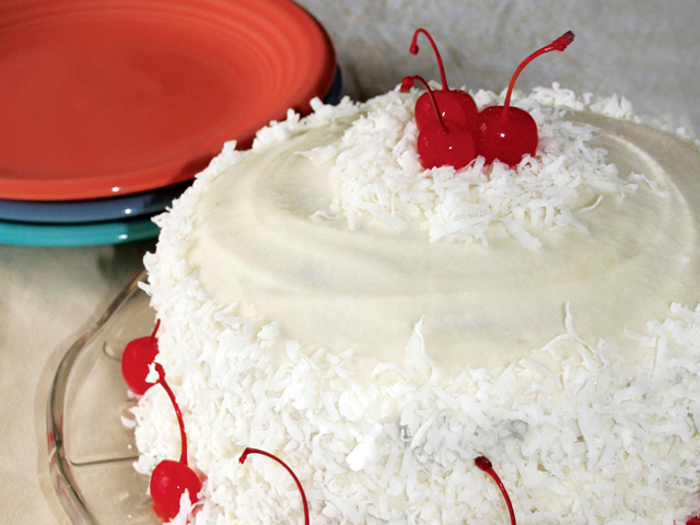 Torta Beijinho de Côco