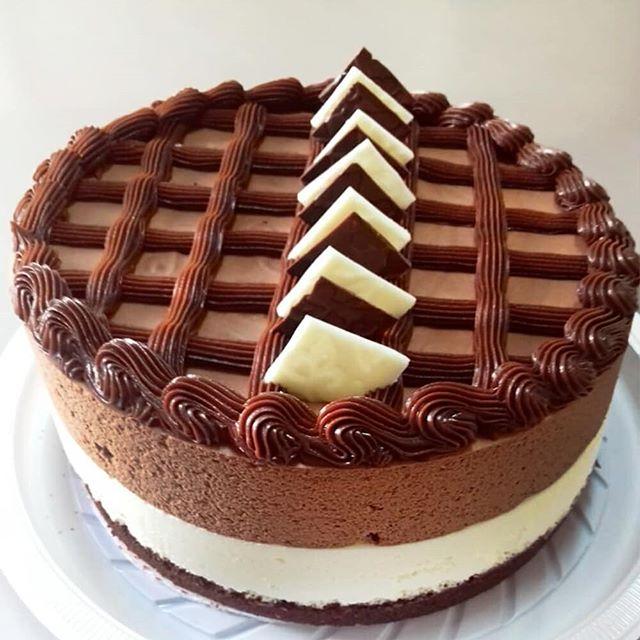 Torta Dois Amores - Gilda Cakes Bolos Florianópolis