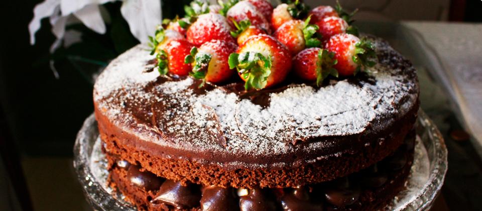 Gilda Cakes Naked Cake Chocolate Promoção